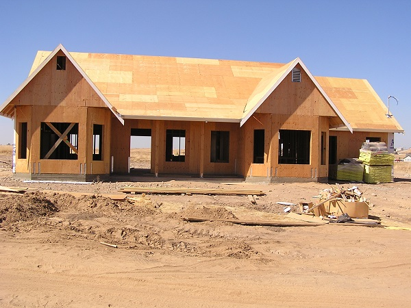 Gold country kit homes build your own home in 3 days for Kits for building a house